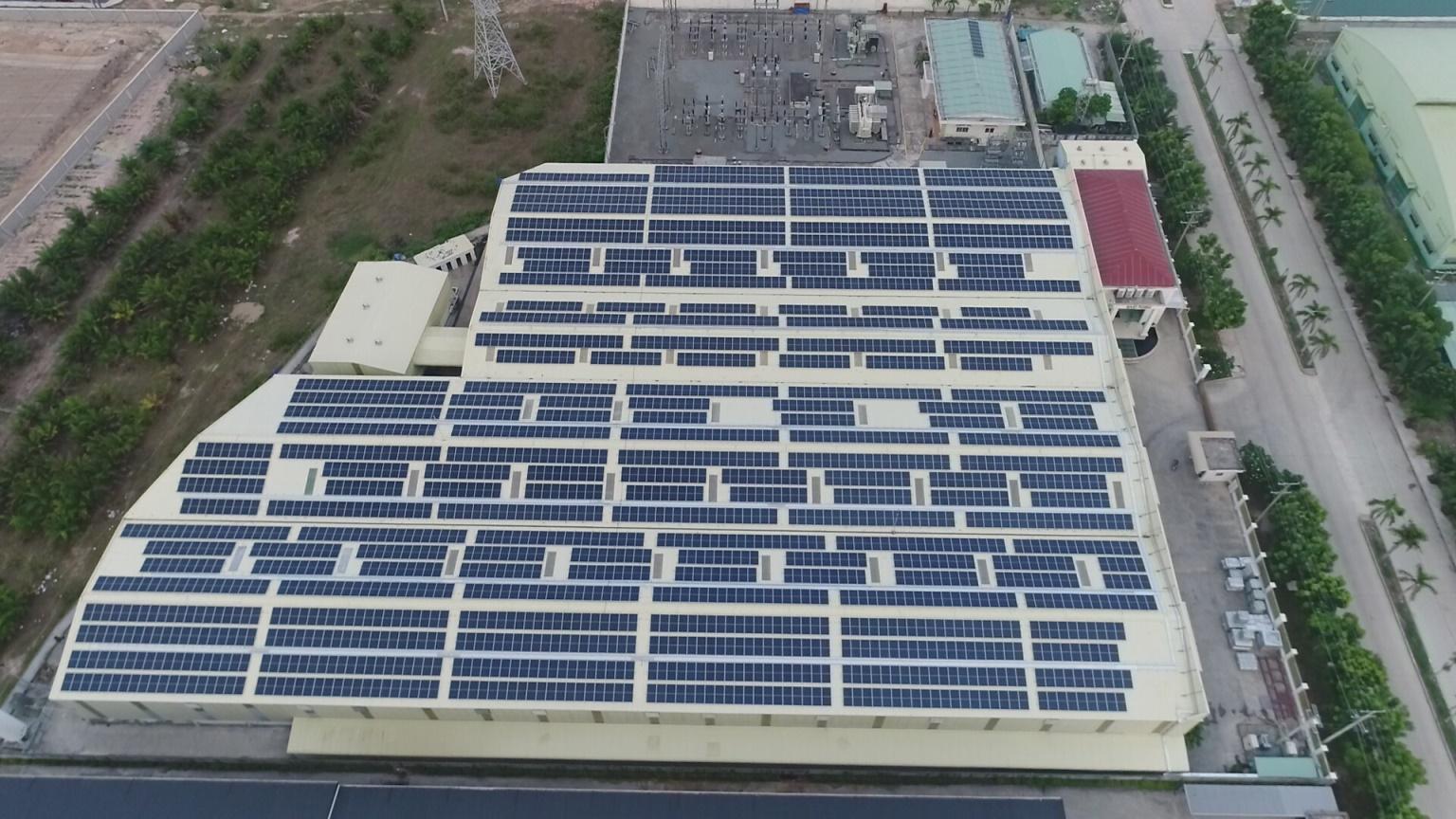 EGE lựa chọn hình thức đầu tư điện mặt trời